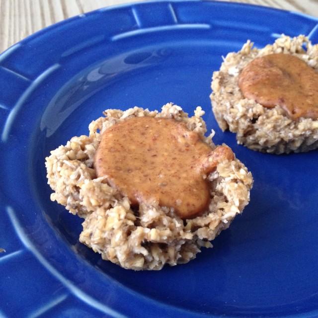oatey almond butter bites